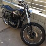 バイク 250TR