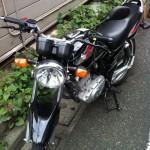 バイク EN125