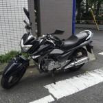 バイク GSR250