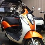 バイク Umi100
