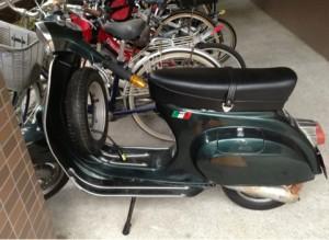 バイク Vespa